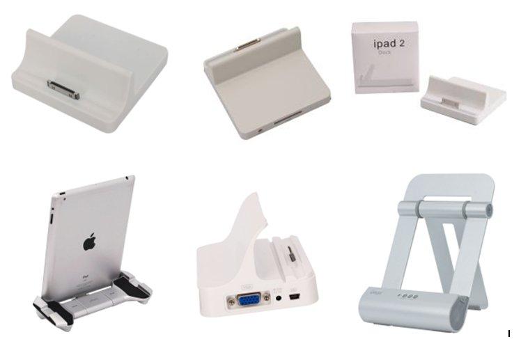 Док-станции для зарядки iPad