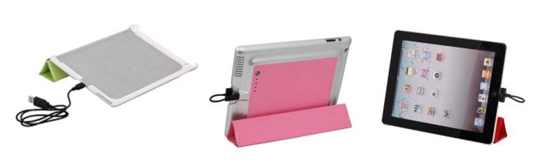 Зарядное устройство henca usb 5v 2400 ma для iphone 5/5s/6/ipad air white 12161