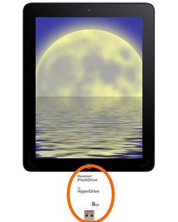 Флешка для iPad