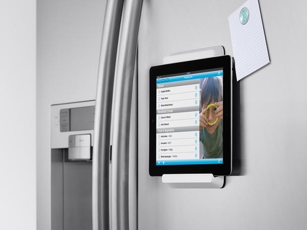 Держатель на холодильник для iPad