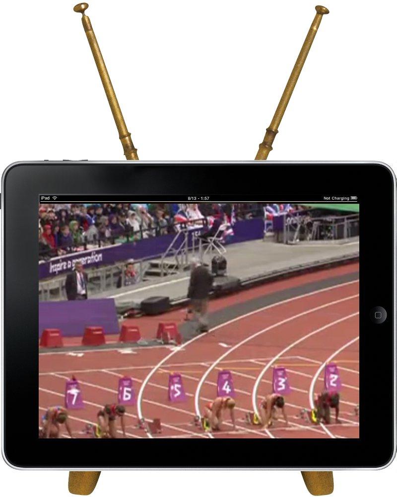 Телевизор на iPad