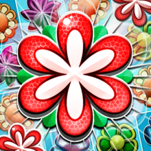 Kango Islands - Flower Swipe Match 3