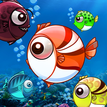 Fish War: World of Shark - Hungry Feeding Game
