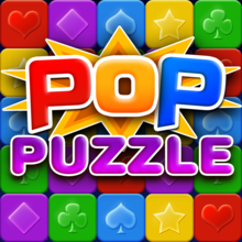 Pop Puzzle HD - Block Hexa Puzzle Games Offline