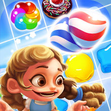 Yummy Crush Mania - Quest of Candy Match 3 Games