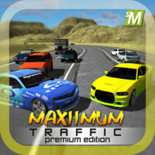 Maximum Traffic Racing Premium