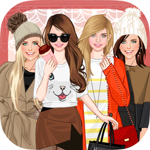 Autumn perfection dress up game