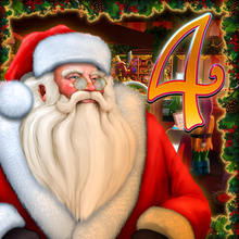 Christmas Wonderland 4 - Hidden Object Adventure