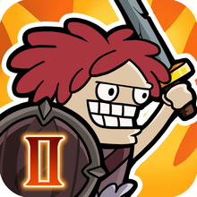 неуклюжий рыцарь Clumsy Knight 2