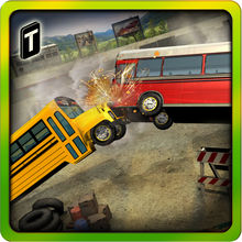 Demolition Derby: School Bus