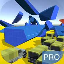 Сluster Traffic: Parkour Trucks Pro