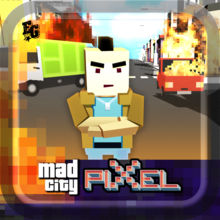 Pixel's Edition Mad City Crime Full