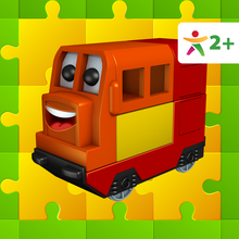 Happy Train Puzzle