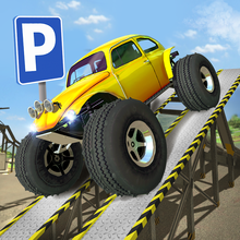 Obstacle Course Extreme Car Parking Simulator АвтомобильГонки ИгрыБесплатно