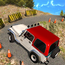 Offroad Jeep mountain climb 3d