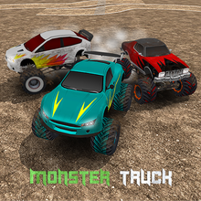 Monster Truck Drag Race