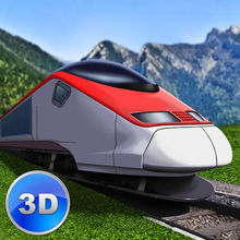 Europe Railway Train Simulator 3D Full