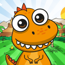 Dinosaur Virtual Pet