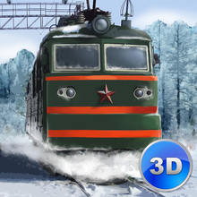 Russian Railway Train Simulator 3D Full