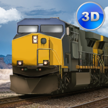 USA Railway Train Simulator 3D