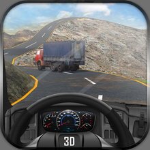 Off Road Cargo Truck Driver - Extreme mountain transporter truck driving