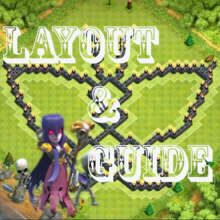 Base Layouts & Guide for CoC