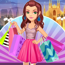 Milan Shopaholic -Shopping and Dress Up Game