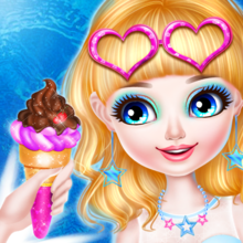 Ice Cream Princess Make Up