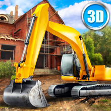 Town Construction Simulator 3D Full: Build a city!