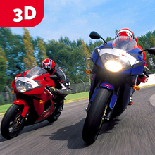 Highway Motorbike Traffic Rider 3D