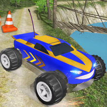 Offroad Truck Rally Driving