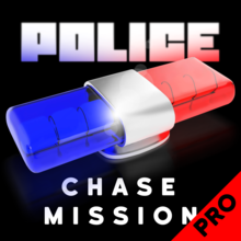 Police Chase Mission Pro