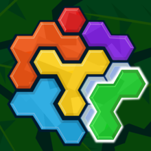 Puzzle Inlay World 2