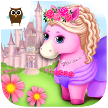Pony Sisters Hair Salon 2 - Pet Horse Makeover Fun