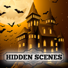 Hidden Scenes - Halloween House