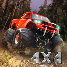 Monster Truck Offroad Rally 3D 2 Full