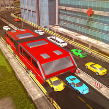 Futuristic Elevated Bus Simulator – Bus Driving
