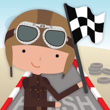 Junior Racers - машинки гонки для детей