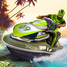 Top Boat: Water Racing Simulator GP