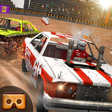 VR Demolition Derby Xtreme Racing