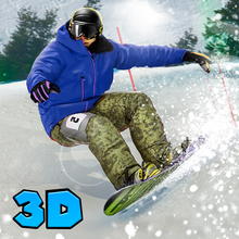 Snowboard Mountain Racing Full