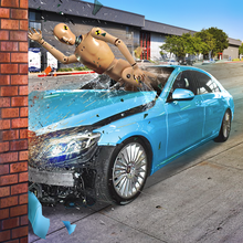 Car Crash Test Simulator 3D