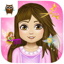 Magic Princess Madelaine & Fairy Friends