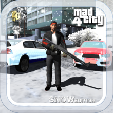 Mad City Crime Winter Edition