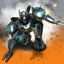 Robots: Forged to Battle