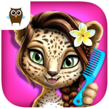 Jungle Animal Hair Salon 2 - No Ads