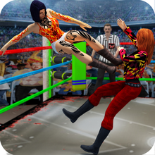 Wreslting Women Fight - Real Wrestlers Revolution
