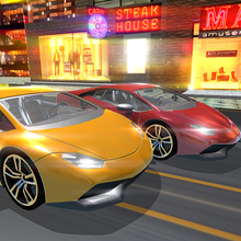 Speed Car Drag Racing 3D: автомобили быстрой улицы
