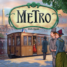Metro - The Board Game