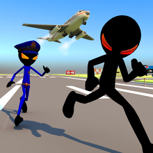 Super Shadow Airport Escape 3D